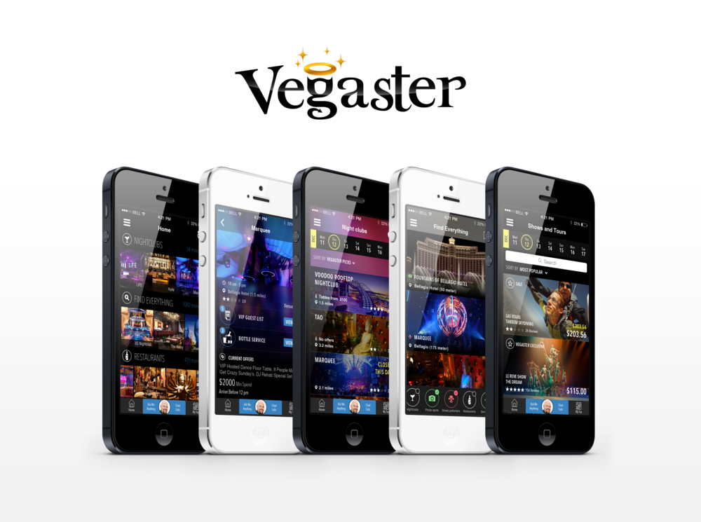 Vegaster for iPhone & iPad