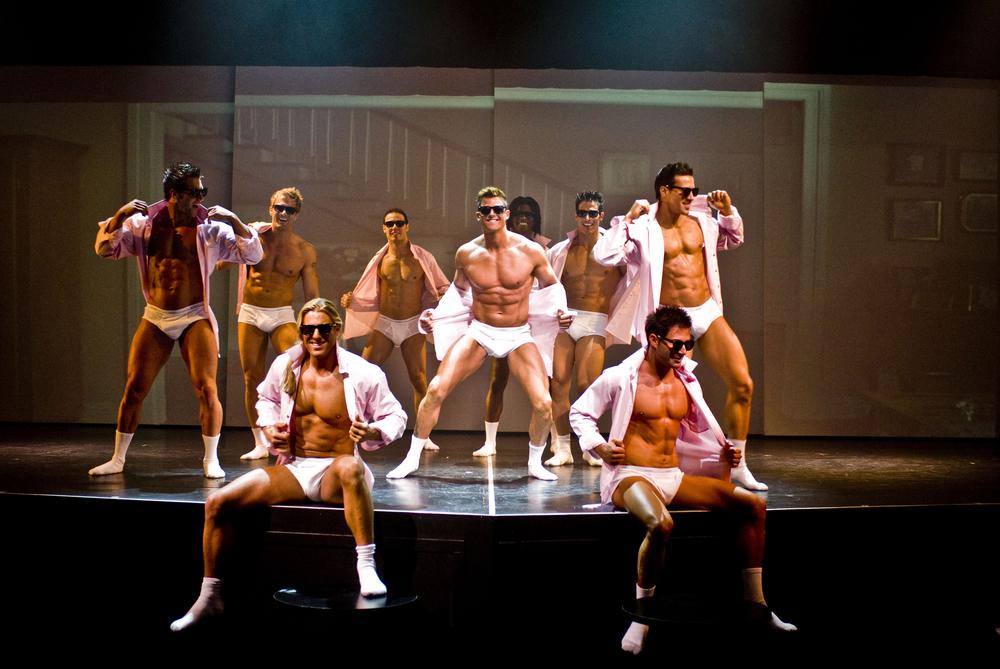 Sexy las vegas shows