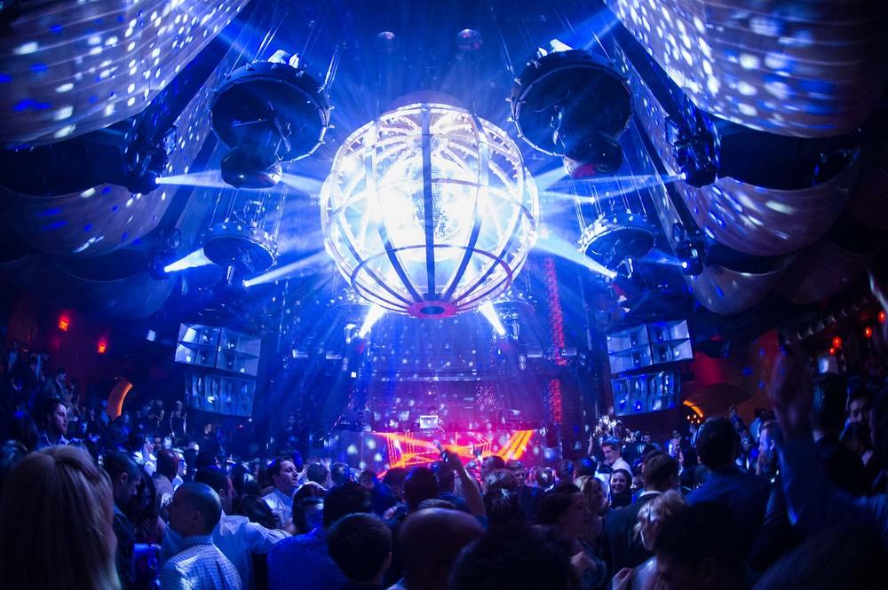 Marquee Nightclub inside Cosmopolitan Las Vegas