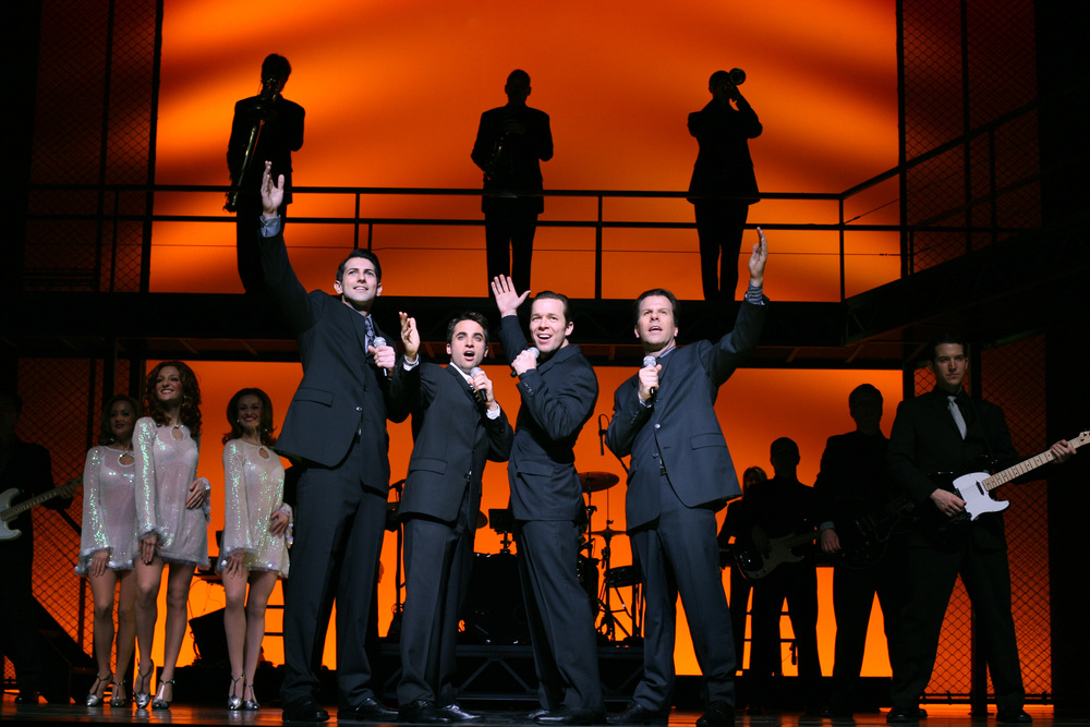 Jersey Boys Las Vegas at Paris Las Vegas