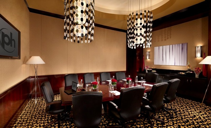 Planet Hollywood Las Vegas Boardroom