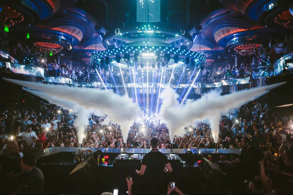 Omnia Nightclub @ Ceasars Palace