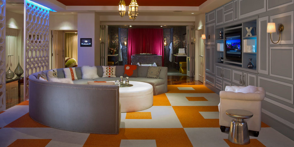Real World Suite at the Palms Las Vegas