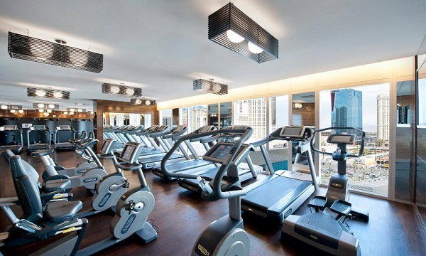 Mandarin Oriental Fitness Center