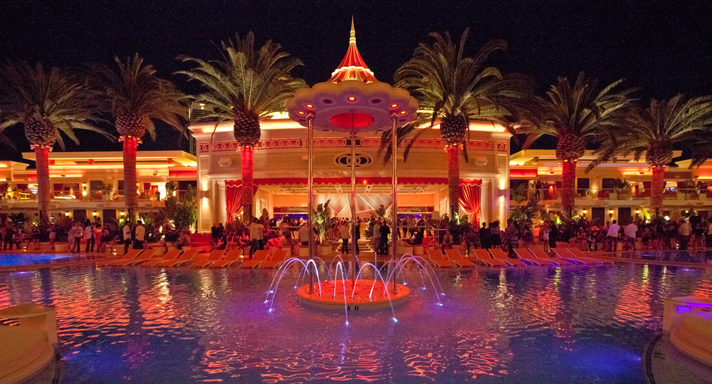 Surrender Nightclub at the Wynn Las Vegas