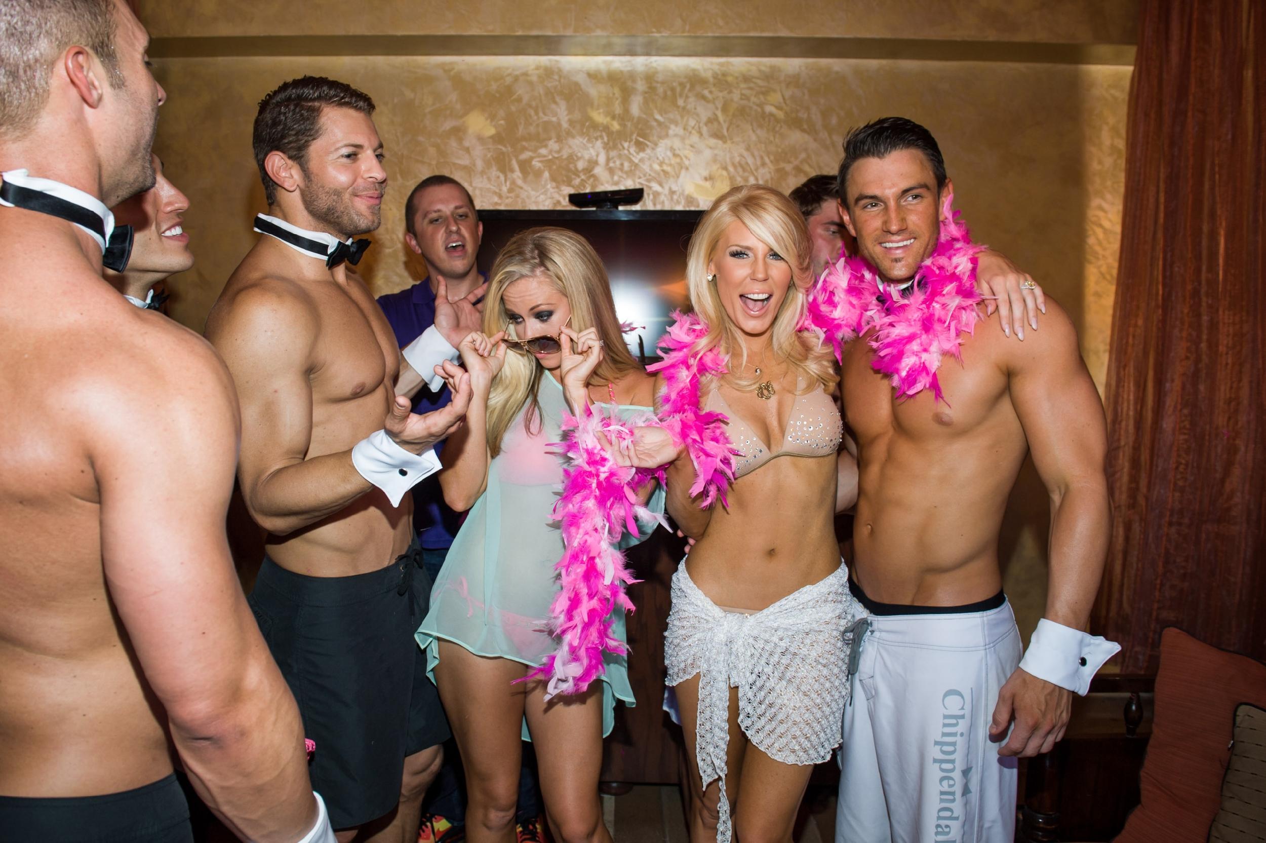 Sexy bachelorette parties