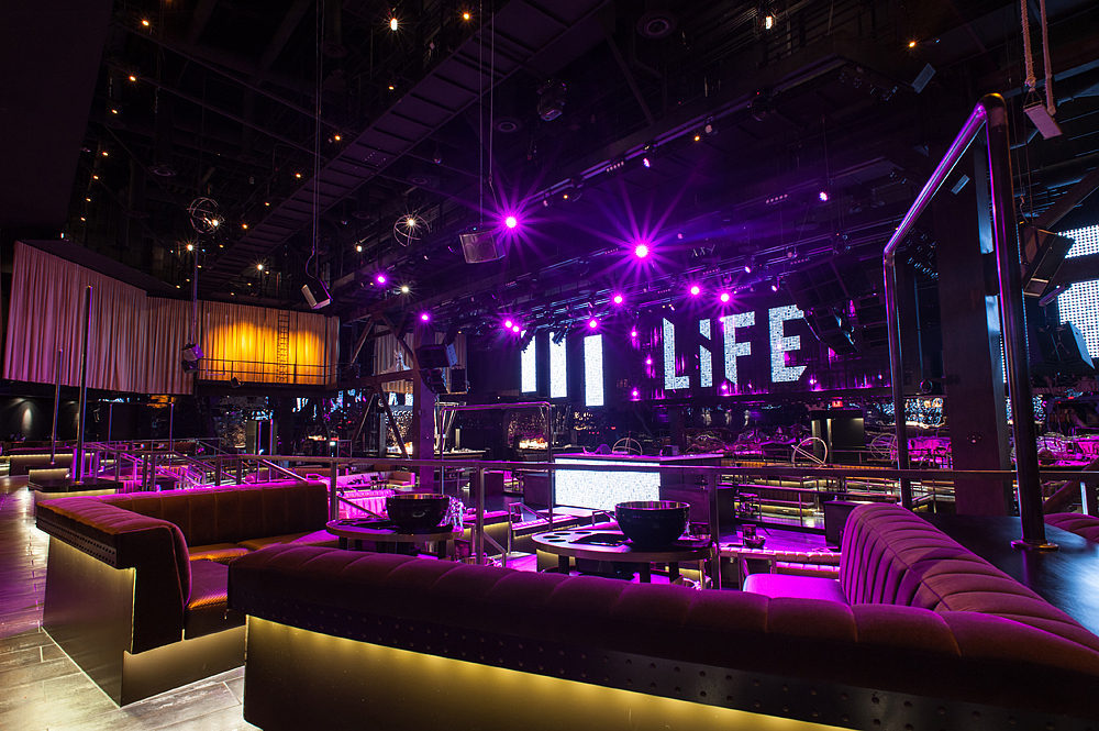 Will LiFE Nightclub at SLS rise from the dead?