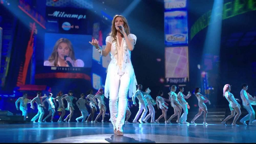 Celine Dion @ Caesar's Palace Hotel & Casino