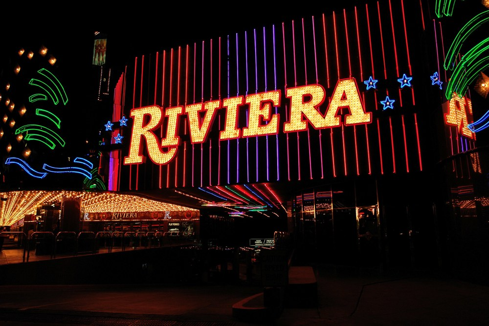 Riviera Lights Up Again