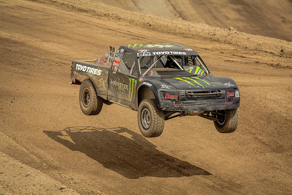 Getting Dirty in Vegas @ Lucas Oil Off-Road Racing