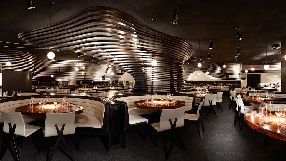 STK on the 3rd Floor of the Cosmopolitan Las Vegas