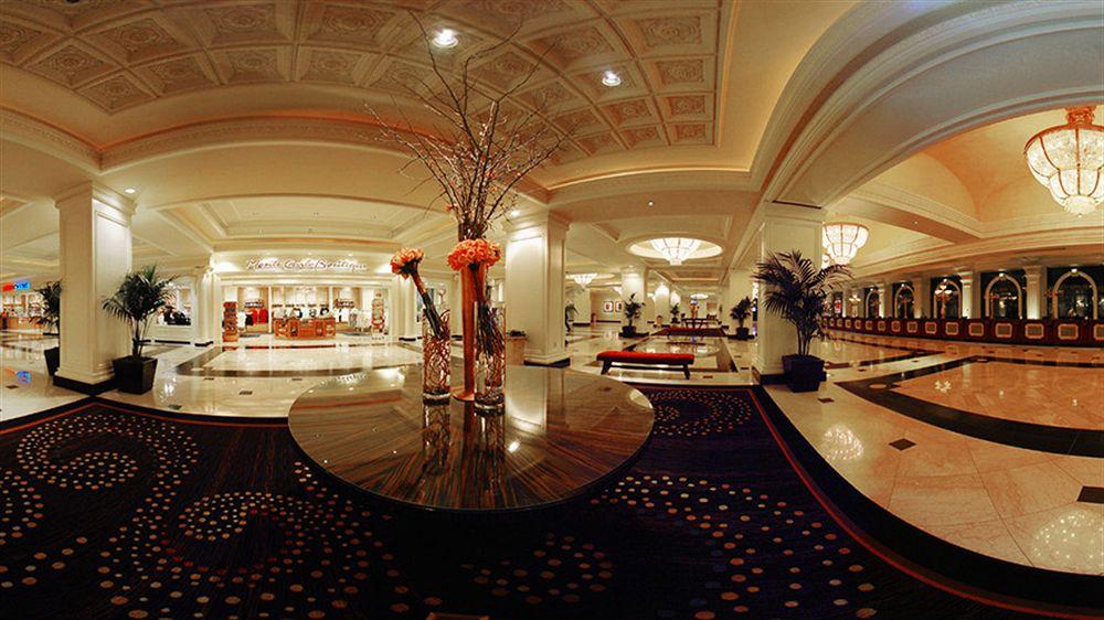 Monte Carlo Las Vegas Hotel & Casino Lobby