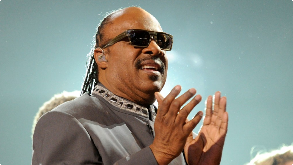 The Icon Stevie Wonder