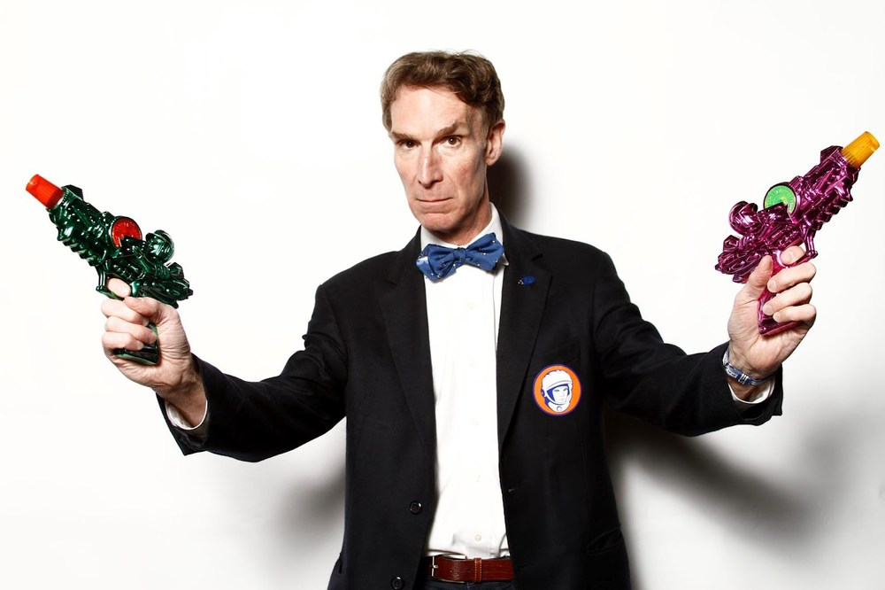 Bill Nye the Science Guy at Life Is Beautiful
