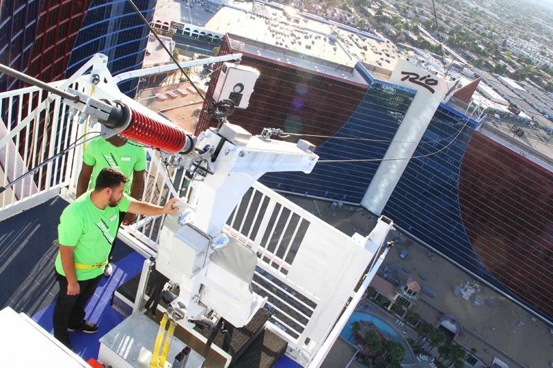 Zipline at Rio Hotel and Casino Las Vegas