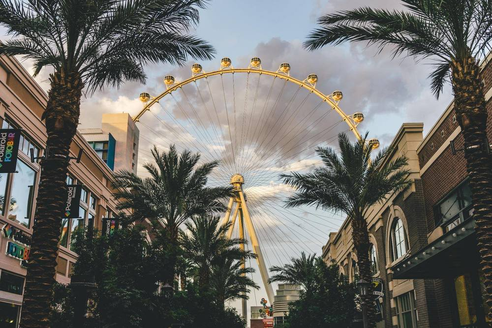 High Roller found at The Linq Las Vegas. *You cant miss it