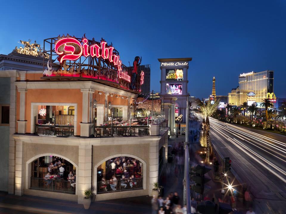 Diablos Cantina at Monte Carlo Las Vegas