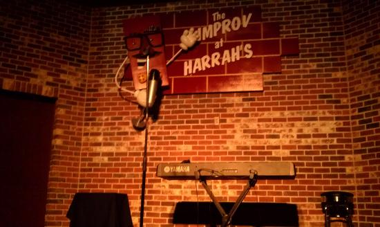 Improv Comedy Club @ Harrahs