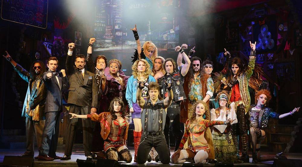 Rock of Ages @ The Venetian Hotel and Casino