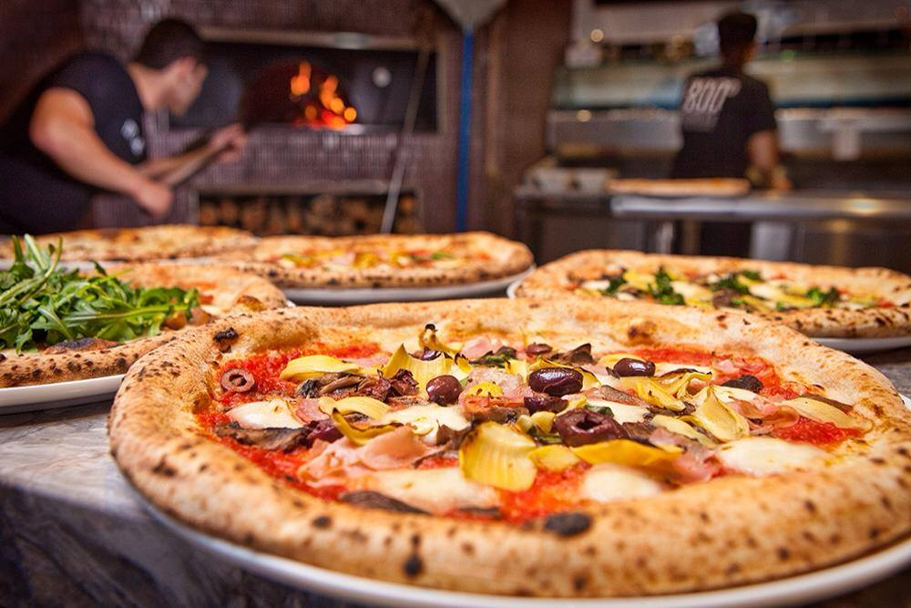 Vegaster Pizza Pick: 800 Degrees @ Monte Carlo (or SLS) Hotel & Casino