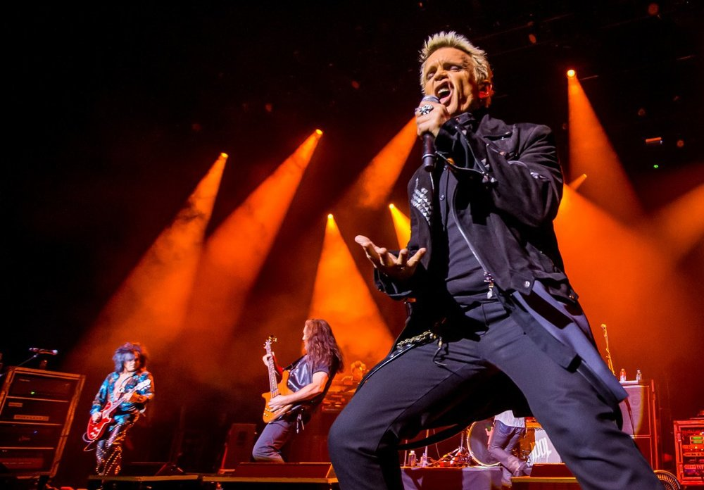 See the Legend Billy Idol @ the House of Blues Las Vegas