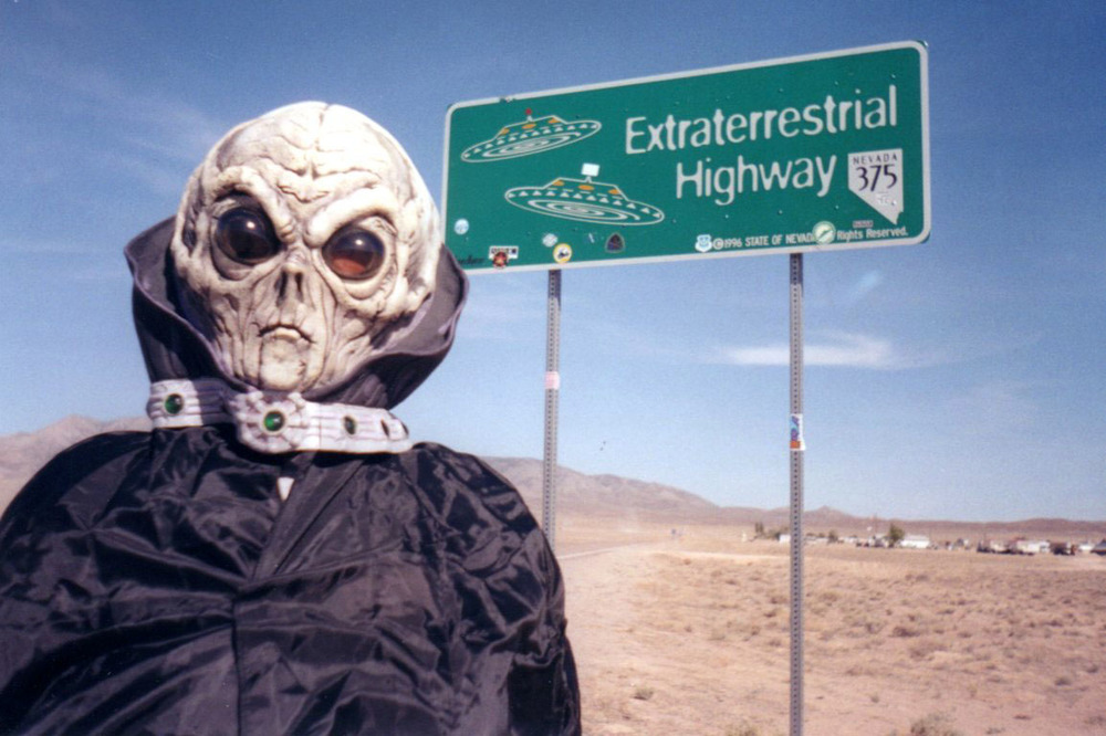 The Extraterrestrial Highway