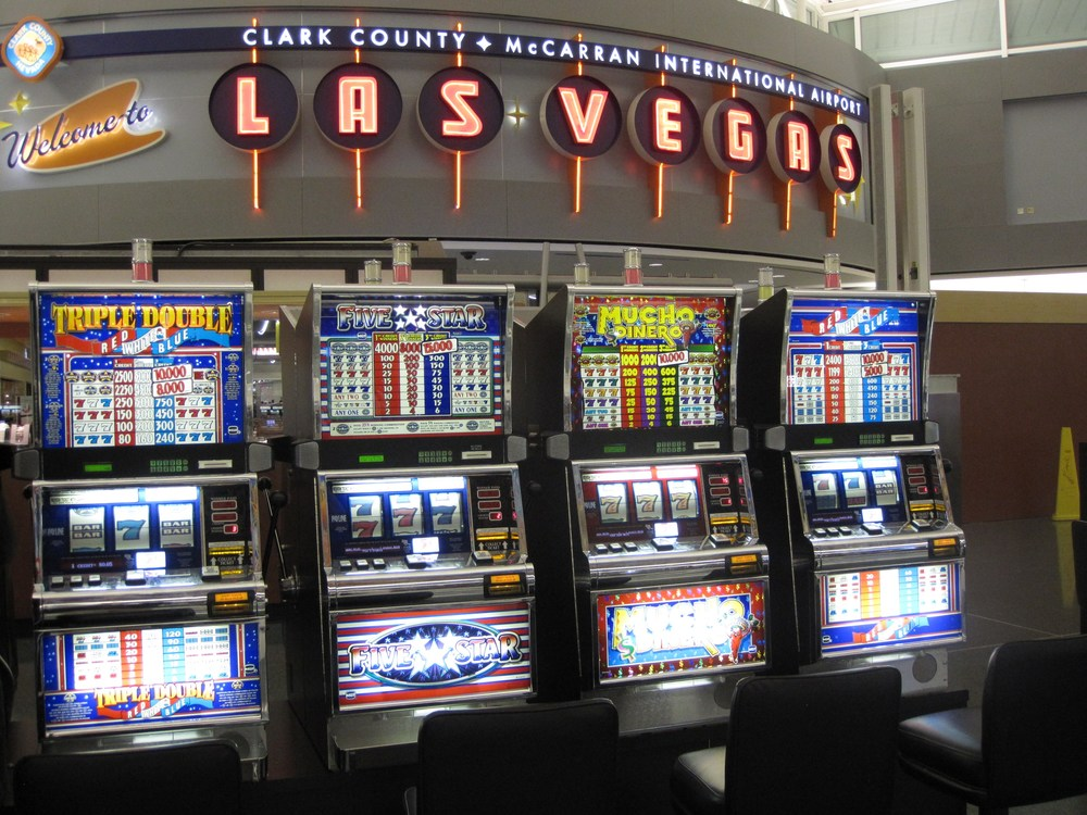 Welcome To Las Vegas Slot Machines