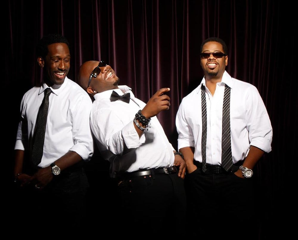 Boyz II Men featured at the Mirage Hotel & Casino Las Vegas
