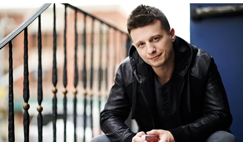 Mat Franco can be seen at the Linq Hotel Las Vegas