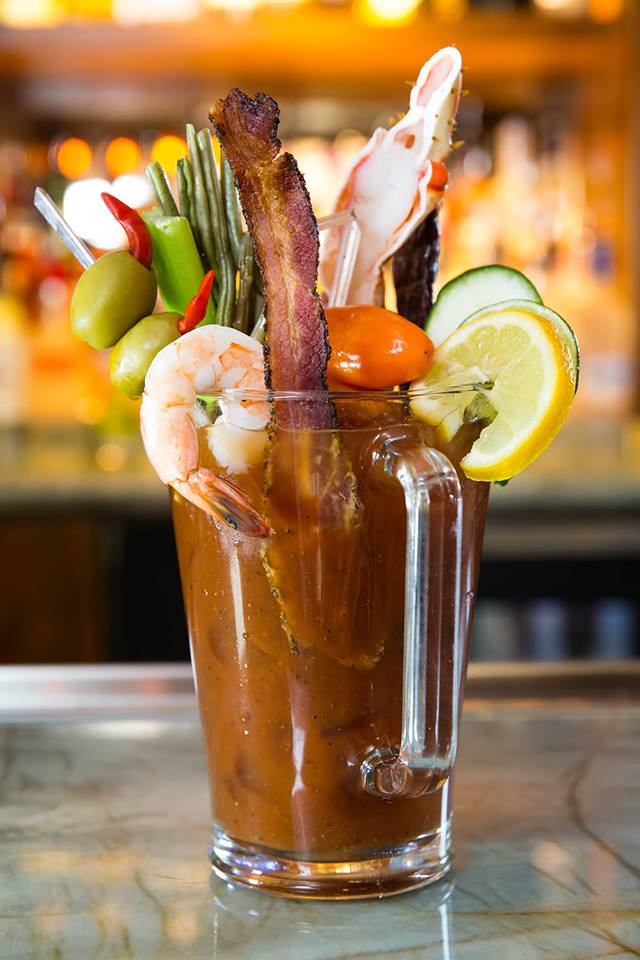 The Hexx Sunday Funday Bloody Mary
