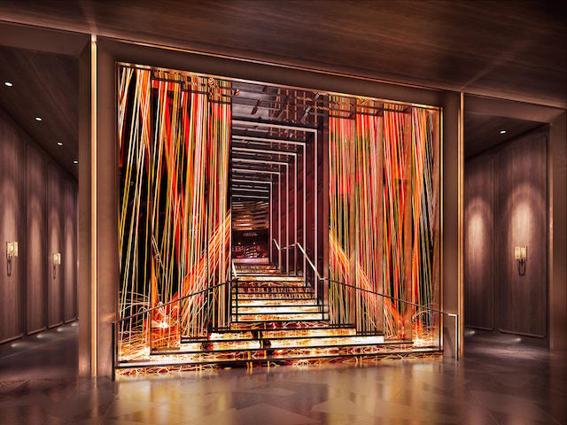 Jewel Nightclub inside Aria Resort & Casino