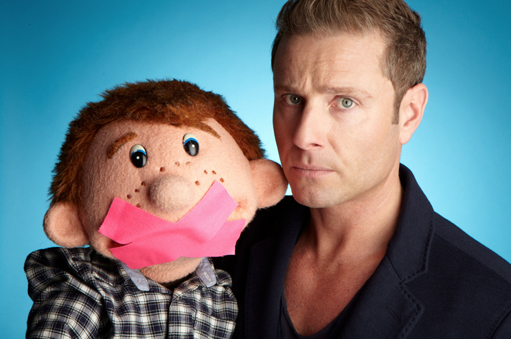 Paul Zerdin at Planet Hollywood Las Vegas Hotel & Casino