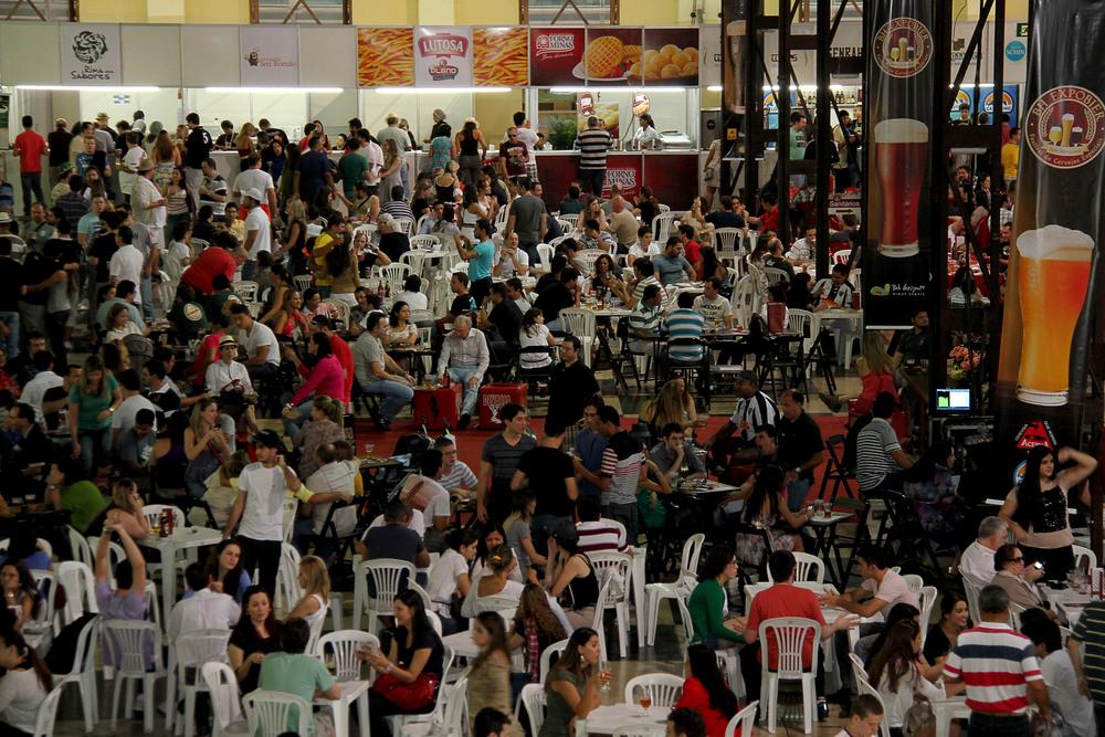 Imagem da primeira edição do evento (Foto: Divulgação)