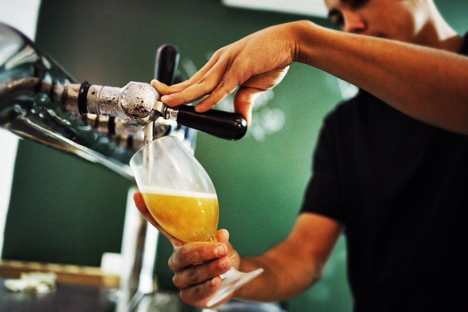 Heilige Brew Pub em Porto Alegre (Foto: Ricardo Jaeger)