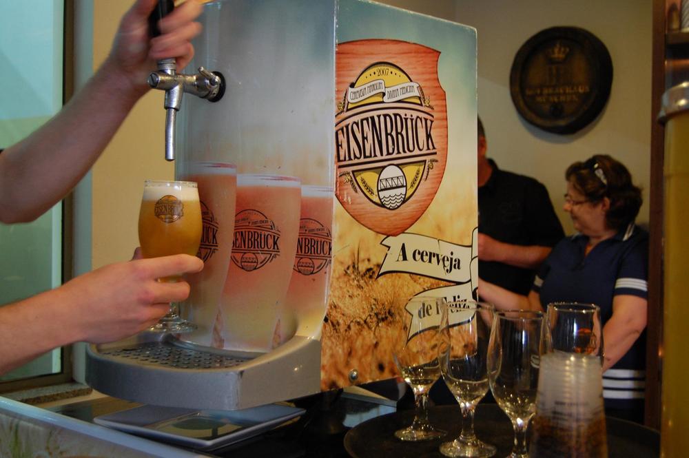 2º Encontro de Cervejarias Artesanais e Cultura Alemã(Foto: Divulgação)