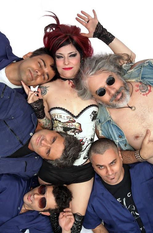 A banda Velhas Virgens fará show no DeliBeer. (Foto: Divulgação)