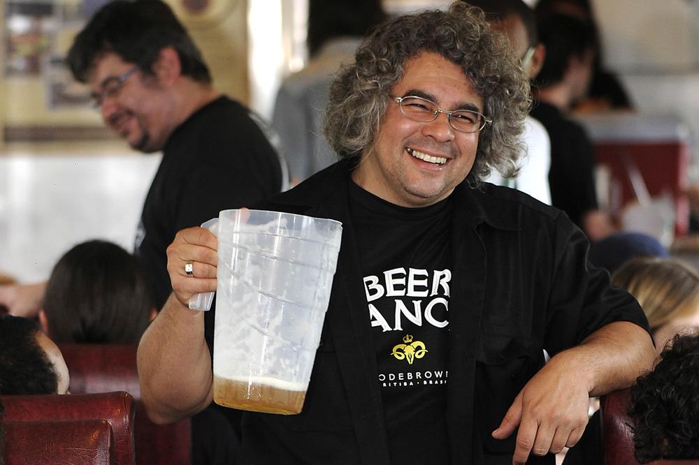 Em 2013,  Samuel Cavalcanti celebrou 25 medalhes, inovações em cervejas, a vinda de nomes internacionais e um bem-sucedido projeto de turismo (Foto: Divulgação)