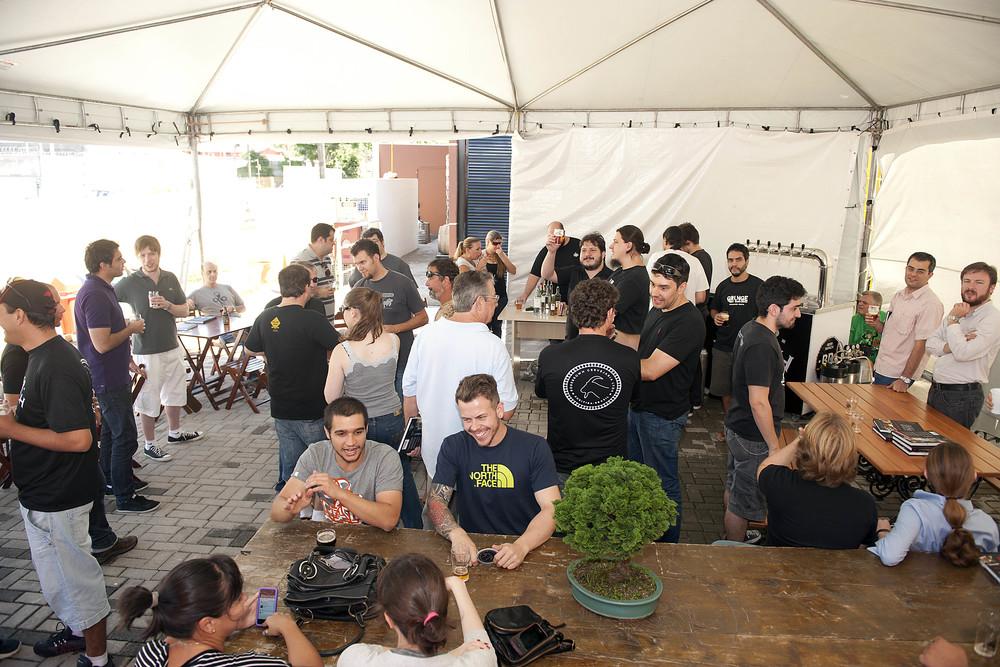 O Beer Ranch é dedicado à produção de cerveja colaborativa (Foto: Arquivo/Bodebrown)