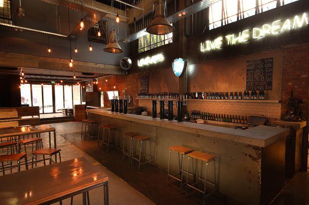 O bar BrewDog São Paulo, aberto em 21 de janeiro, é uma das primeiras grandes novidades do cenário cervejeiro em 2014 (Foto: BrewDog/Divulgação)