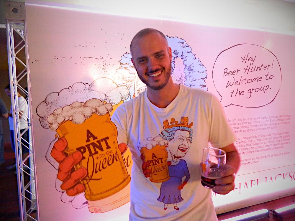 Rafael Moschetta confirmou a segunda edição da festa, em 2015 (Foto: Raphael Rodrigues)