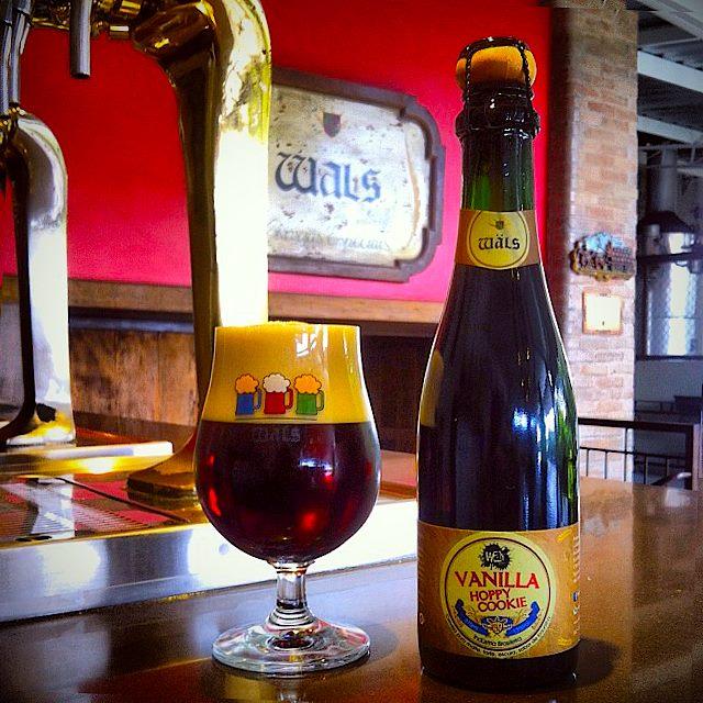 A Vanilla Hoppy Cookie é uma Imperial Brown Ale com 13% de teor alcoólico (Foto: Divulgação)