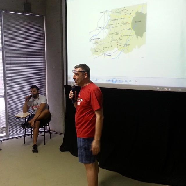 Lorenzo Dabove é especialista em cervejas belgas de fermentação espontânea (Foto: Luís Celso Jr.)