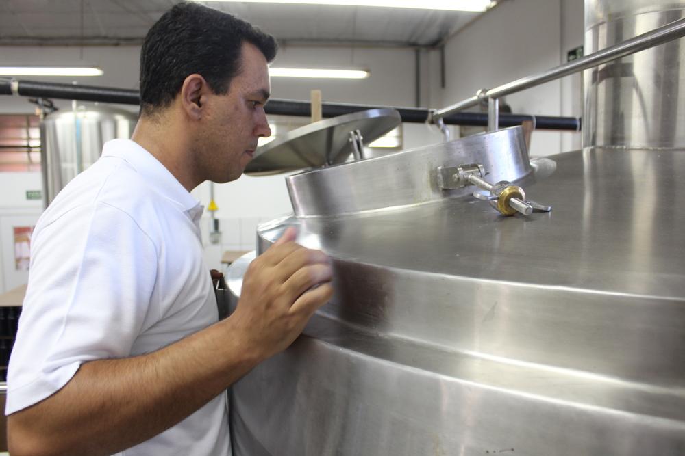 Rodrigo diz que o Brasil está dando ao mundo cervejeiro a oportunidade de explorar novidades (Foto: Divulgação)