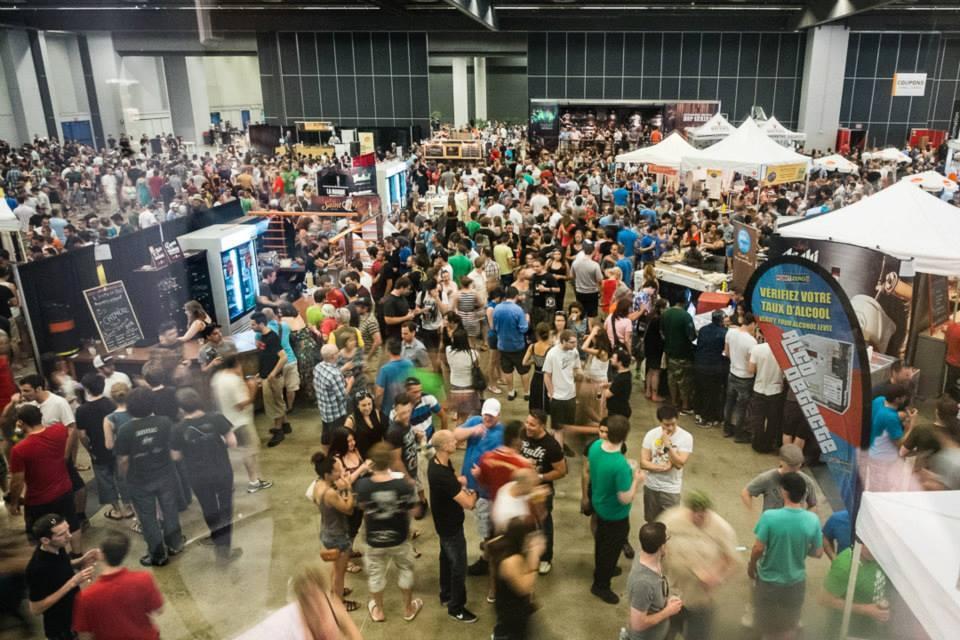 Festival na cidade canadense, aberto nesta quarta-feira, 11 de junho, se estende até domingo. A divulgação das cervejas vencedoras do concurso será nesta quinta, 12. (Foto: Divulgação)