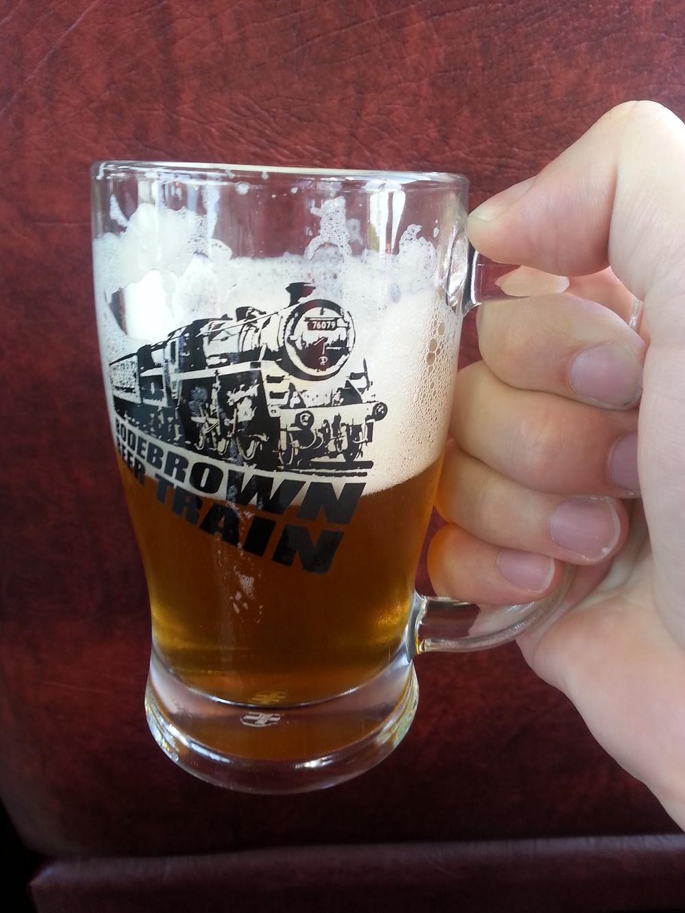 A inovação se estende à criação de eventos, com o Beer Ranch e o Beer Train
