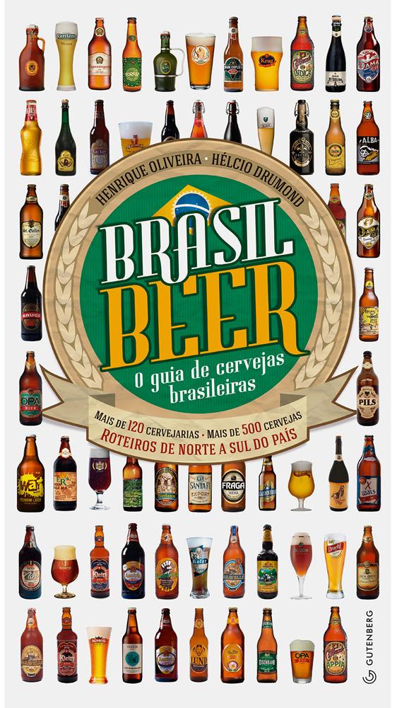 Na 1ª edição, o livro aborda mais de 450 cervejas de mais de 120 cervejarias, organizadas em 36 rotas