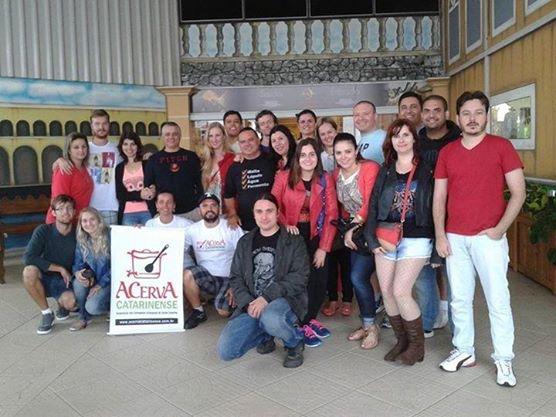 Acerva Catarinense hoje conta com mais de 260 sócios distribuídos em oito associações regionais (Foto: Divulgação)
