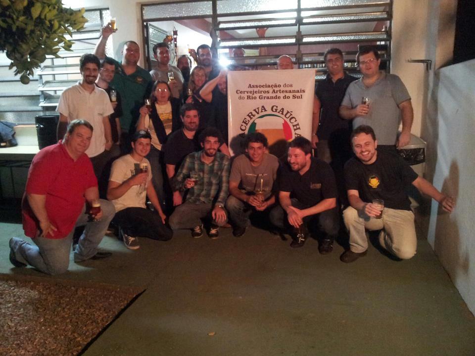 Acerva Gaúcha aposta na troca de experiências para qualificar a produção da cerveja artesanal (Foto: Divulgação)