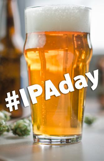 Para participar da 4ª edição do #IPAday nas redes sociais, basta compartilhar fotos, vídeos, posts e colocar a hashtag #IPAday (Foto: Divulgação Craft Beer)