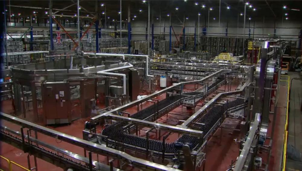 Nova sede do Lagunitas Brew Company, em Chicago (Foto: Divulgação)
